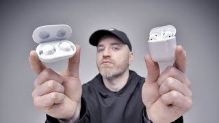 Samsung Galaxy Buds VS. Apple AirPods