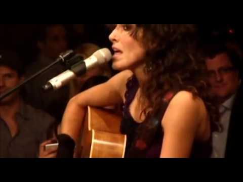 Dejarte Ir - Ana Victoria LIVE -  2009