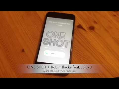 One Shot Ringtone (Robin Thicke Tribute Marimba Remix Ringtone) • Ringtone For iPhone and Android