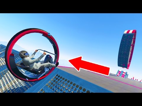GTA 5 ULTIMATE STUNTS WITH CRAZY MODDED VEHICLES  (GTA 5 Mods)