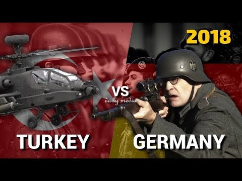 Turkey Vs Germany - Military Power Comparison 2018