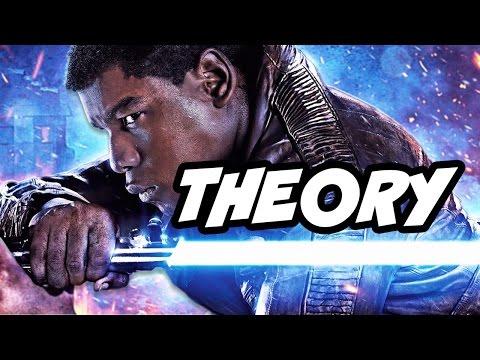 Star Wars Episode 8 The Last Jedi - Finn Jedi Theory Explained