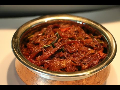 Fried Onion Masala Excellent For Chapathi,Rice,Appam