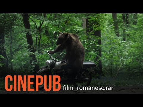 URSUL | THE BEAR | Romanian Comedy Movie | CINEPUB