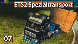 ETS2 SPEZIALTRANSPORT 🚚 DIFFERENTIALSPRRE hilft! ► #7 Euro Truck Simulator 2 DLCs deutsch