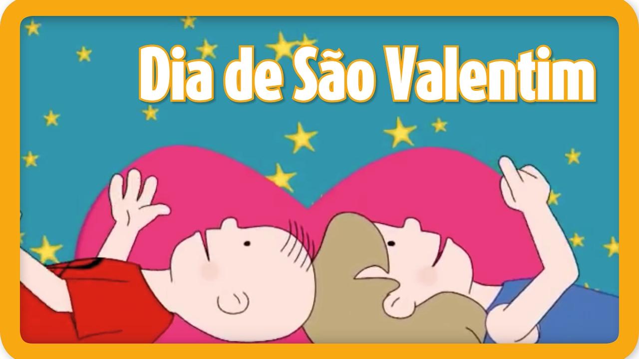 Dia De São Valentim - Dia Dos Namorados