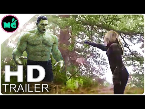 Black Widow Meets 'Smart Hulk' - Deleted Scene [HD] Avengers: Infinity War | Marvel Movie
