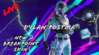After Dark-NEW Breakpoint Skin! | 300 Sub Grind | 380+ Wins | Fortnite Live Stream (PS4)