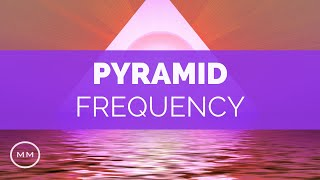 Pyramid Meditation Kings Chamber Frequencies - Monaural Beats - Meditation Music.mp3