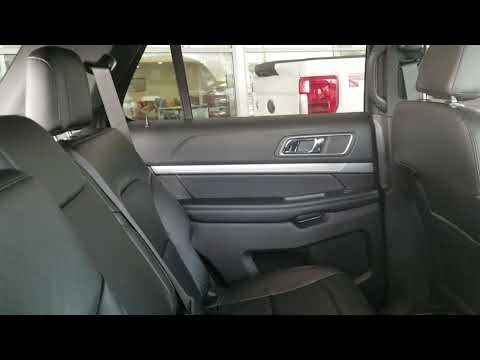 2018 FORD EXPLORER XLT 4WD 202A PACKAGE