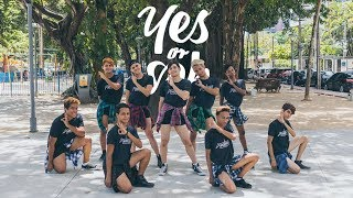 TWICE (트와이스) - 'YES or YES' Dance Cover by HEIRS