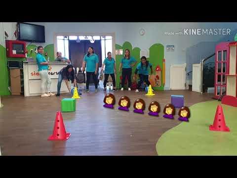 #sackrace #balloonrace | Fun Games with Simba Ladies |