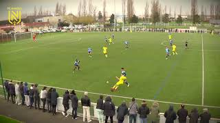 VIDEO: U19. Les buts de Tours - FC Nantes (1-3)