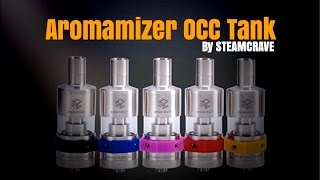 Aromamizer OCC Tank By Steamcrave
