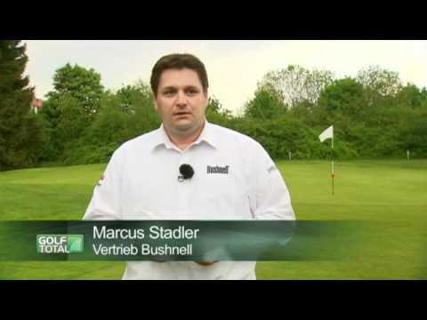 Bushnell Entfernungsmesser : Bushnell pro n° laser entfernungsmesser für golf youtube