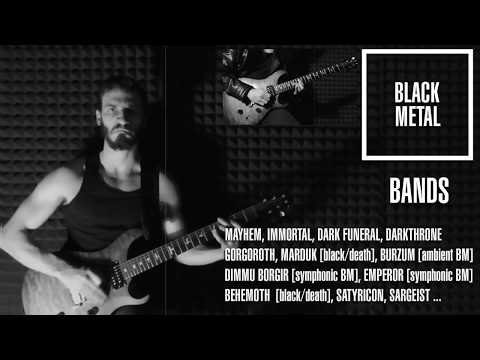 15 STYLES OF METAL (w/ Guests)