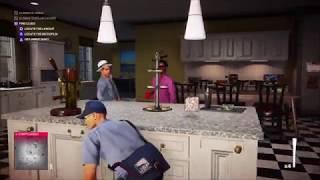 Agent 47 Goes Postal