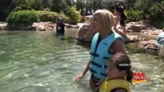 Kate Plus 8 Clip - Kids (Minus Alexis) Swimming With Dolphins