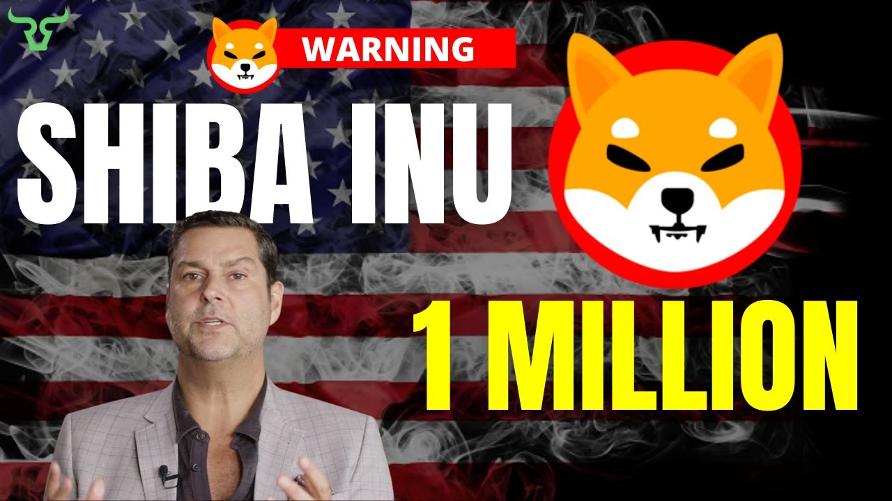 SHIBA INU Raoul Pal Explains How 1 Million SHIB Will Put You In The Wealthy 1% In The Future