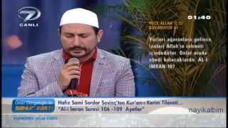 Sami Serdar Sevinç Ali İmran Ramazan 2014