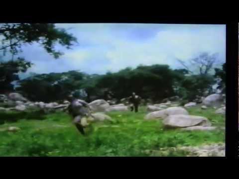 Tuxedo Warrior 1981 ( Africa ) Bush Run Part Two