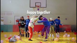 Russian Village Boys & Raid Wait - Happy Together