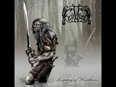 Falchion - Burning The Gates + lyrics