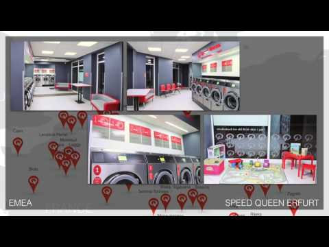 , SPEED QUEEN, A DIFFERENT CONCEPT OF LAUNDRIES