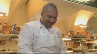 All the chef's presidents: Meet the cook who catered to three French presidents
