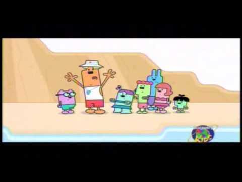 Wow Wow Wubbzy Walden Va A La Playa Youtube