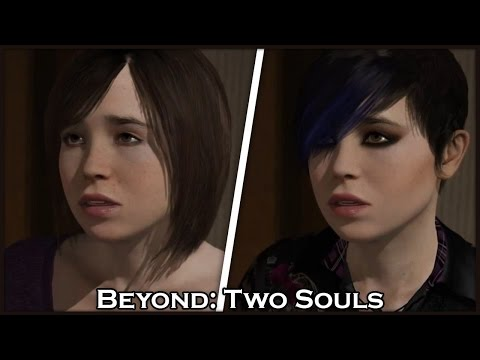 Beyond: Two Souls - Like Other Girls / Alternative Version of Jodie