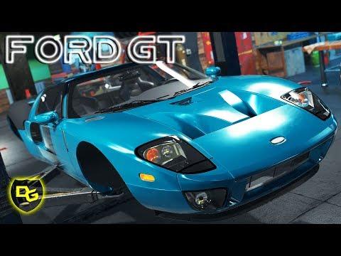 « Ford GT Projekt » - Car Mechanic Simulator 2018 #13  - Daniel Gaming