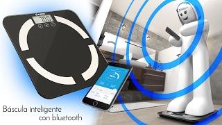 Peso saludable con la Báscula Digital Bluetooth Steren MED-2000
