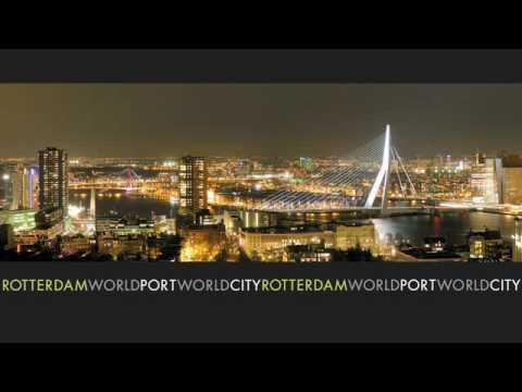 Rotterdam World Port World City