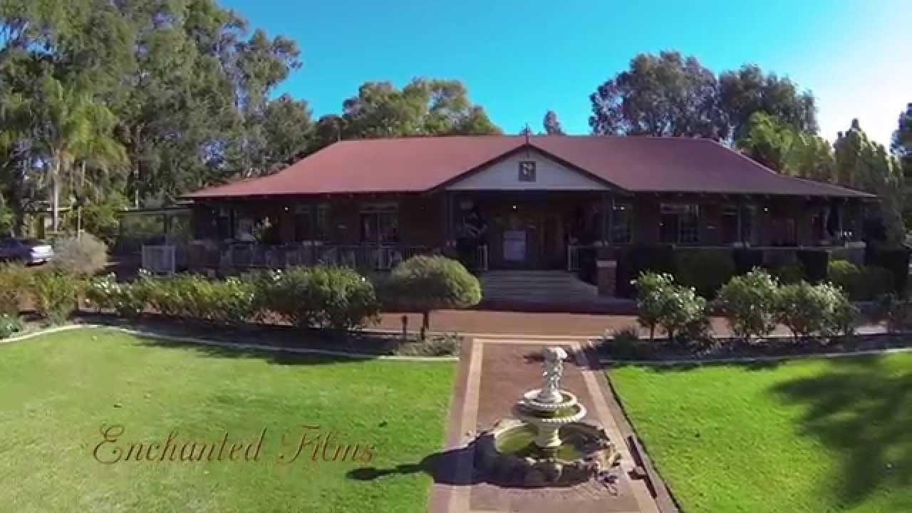 Valley View Restaurant Wedding Reception Venue Perth New Footage