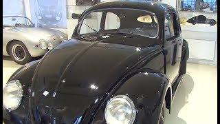 Ur-Käfer: Einziger noch erhaltener VW 39 im Hamburger Automuseum Prototyp
