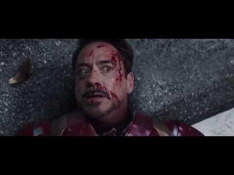 Captain America Civil War Final Fight Scene Tamil (part 2)