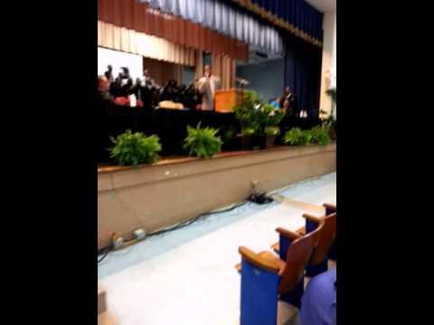 Mt. Pilgrim Baptist Church of Baton Rouge, LA with Rev. Thomas Bessix