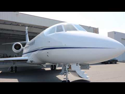 Upgrade your Dassault Falcon 2000 with Rockwell Collins