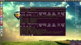 #1 - Installation de Ruby sous Ubuntu avec RVM