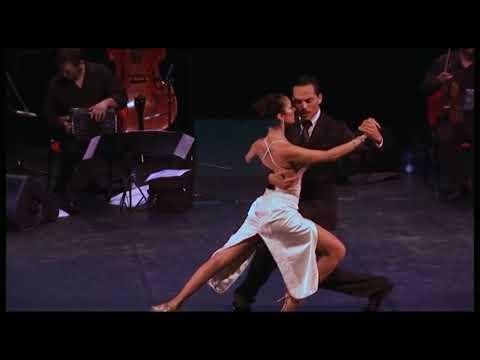 Роберта Беккарини и Пабло Мойяно, Аргентинское Танго - «Deseos De Tango» - Beltango Quinteto.