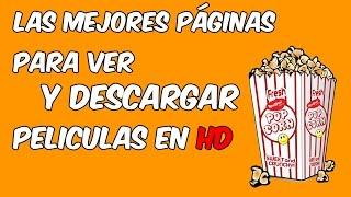 Las Mejores Páginas para Ver y Descargar Peliculas Online Gratis en Español/Latino_HD