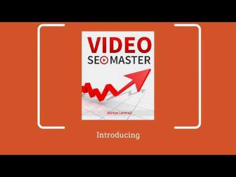 How To Make Money With Videos | Video SEO Master