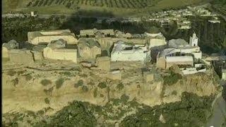 Tunisie : Takrouna, village perché