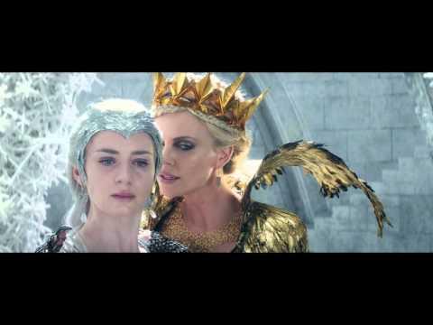 THE HUNTSMAN & THE ICE QUEEN (3D) Offizieller Trailer [HD]
