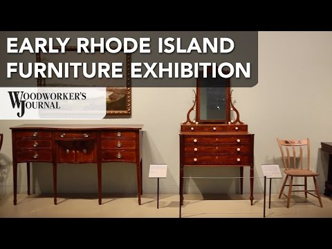 Rhode Island Furniture, 1650-1830 - Yale University Art Gallery