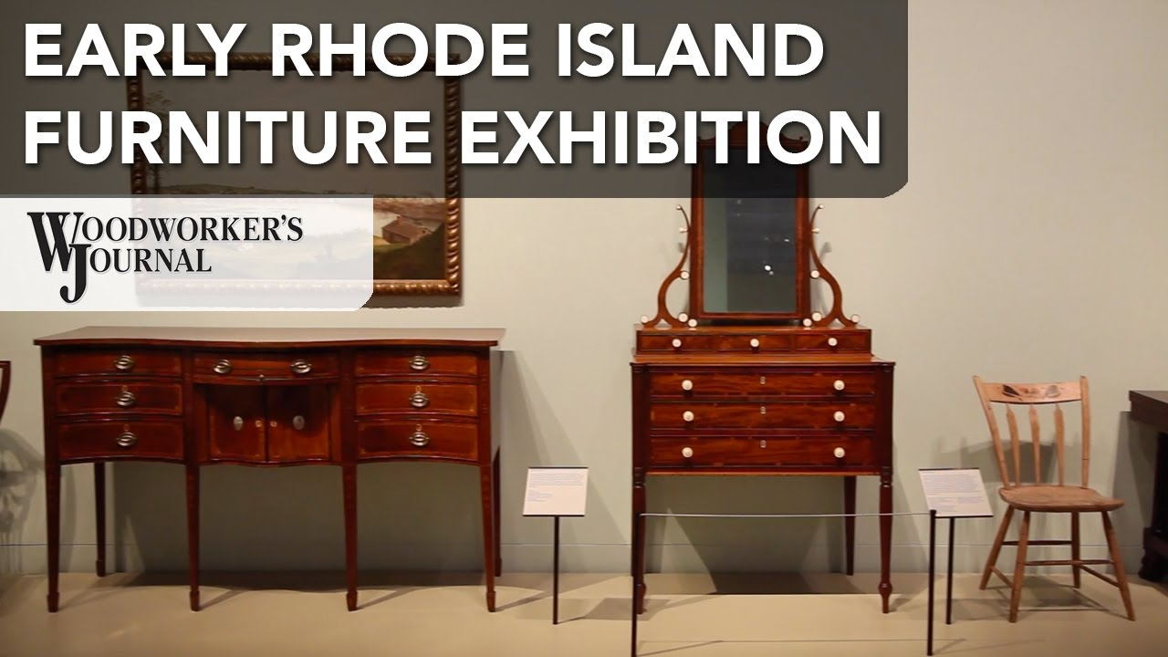 Rhode Island Furniture, 1650 1830   Yale University Art Gallery   YouTube