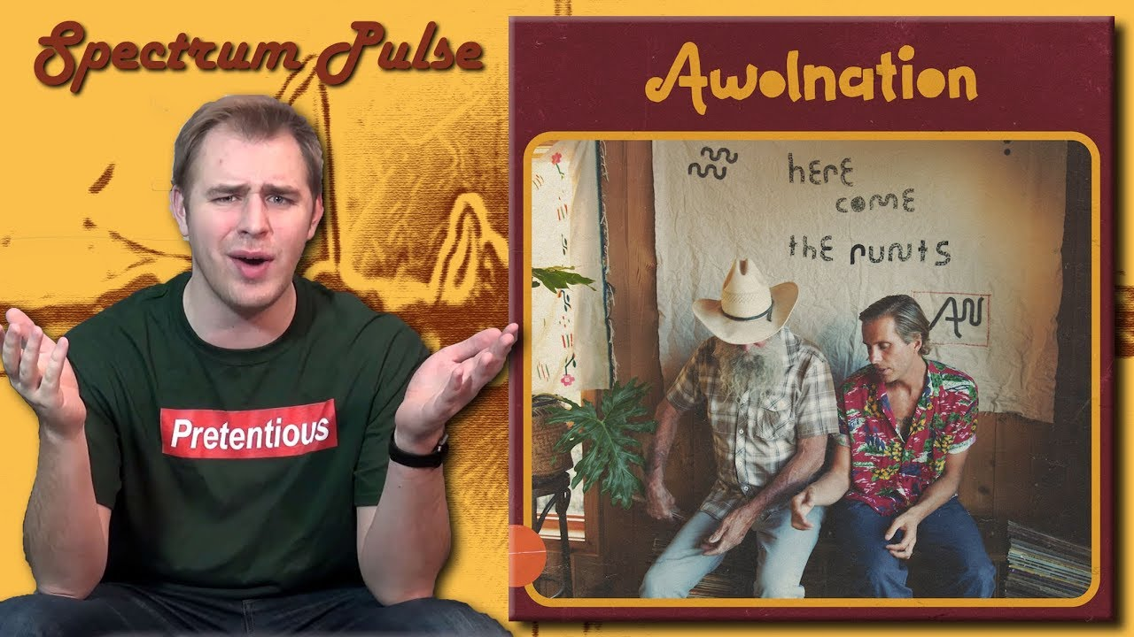 AWOLNATION - Here Come The Runts - Album Review - YouTube