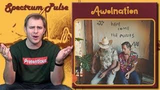 AWOLNATION - Here Come The Runts - Album Review