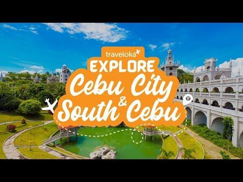 Explore Cebu City & South Cebu: The Ultimate Travel Guide 2019
